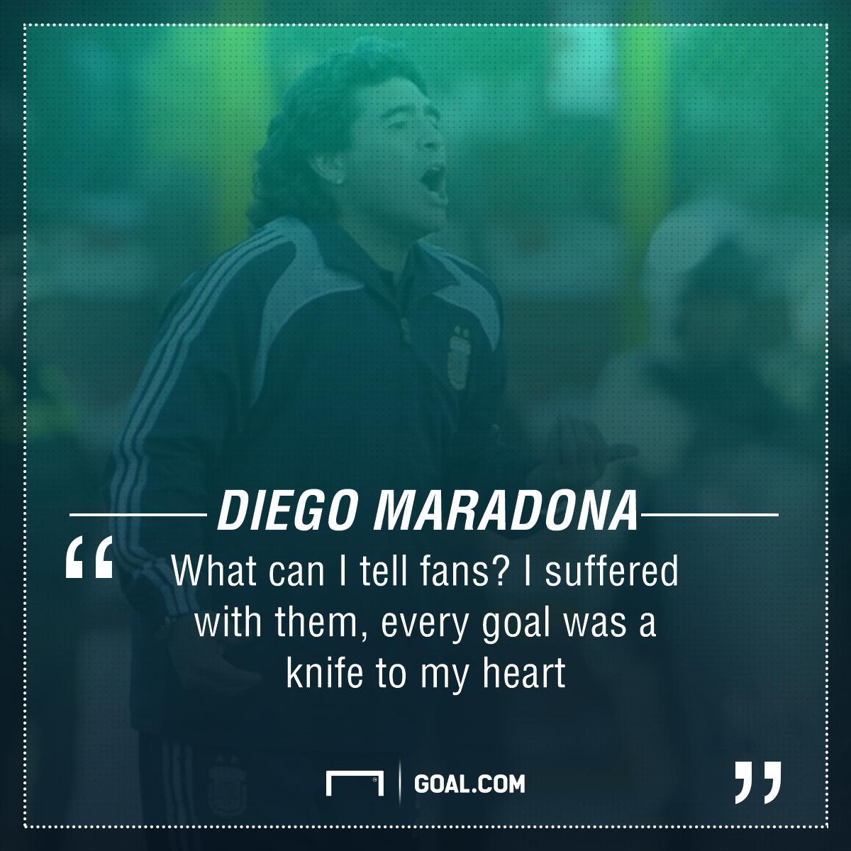 Maradona fick boter 3