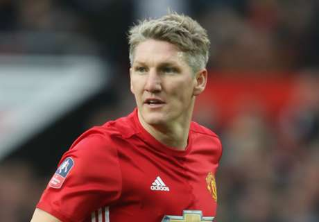 Schweini's tribute for Man Utd coach