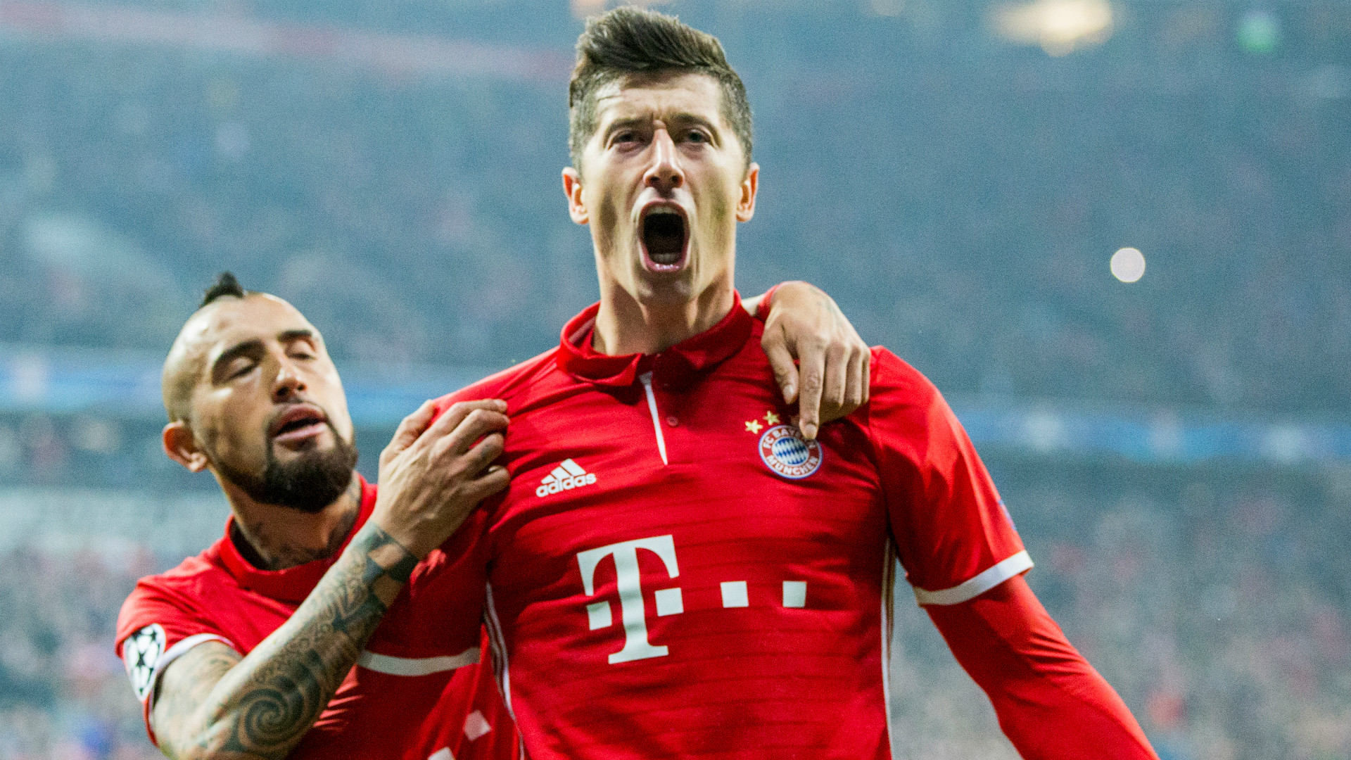 Robert Lewandowski Bayern Munich Champions League