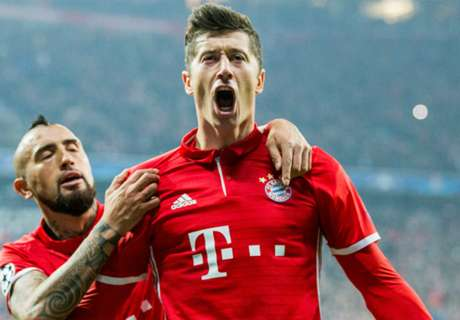 CR7 wants Lewy; will he want Madrid?