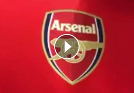 ► La camiseta que lucirá Alexis en la final