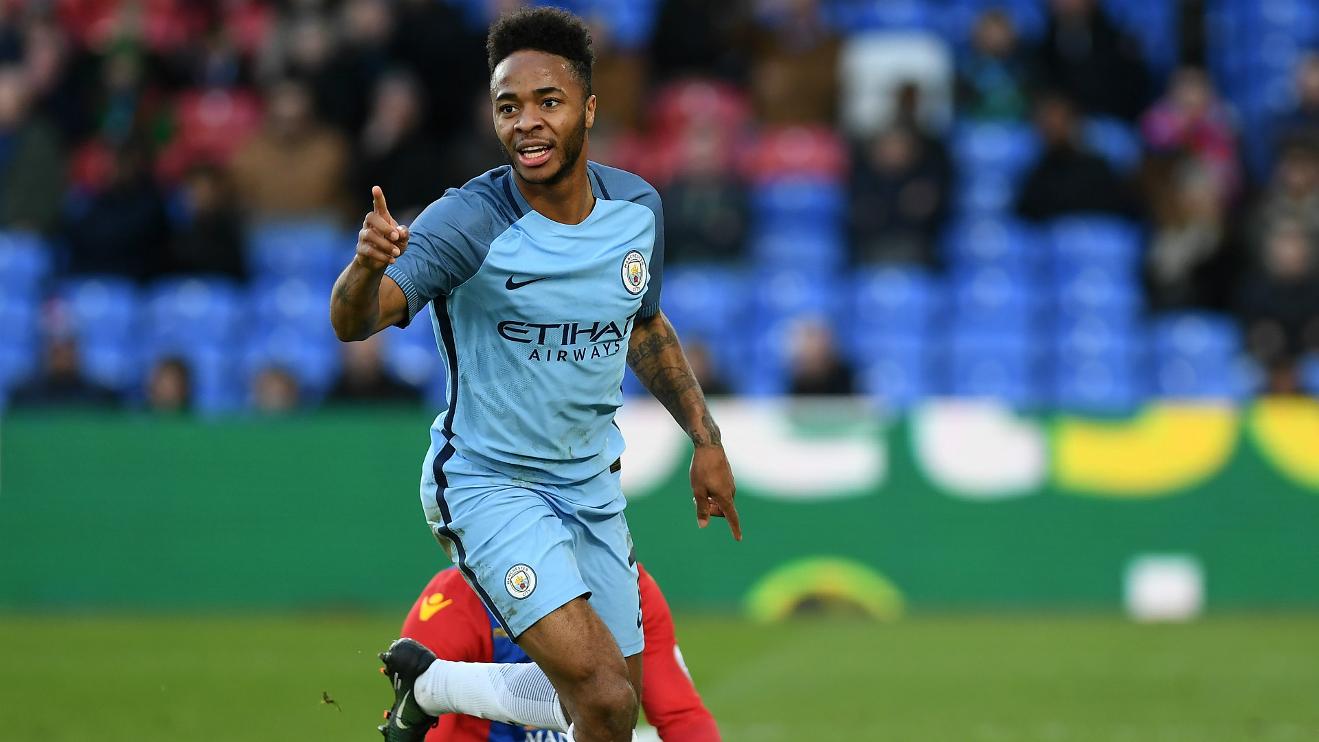 Sane hails sterling influence at manchester city for The sterling