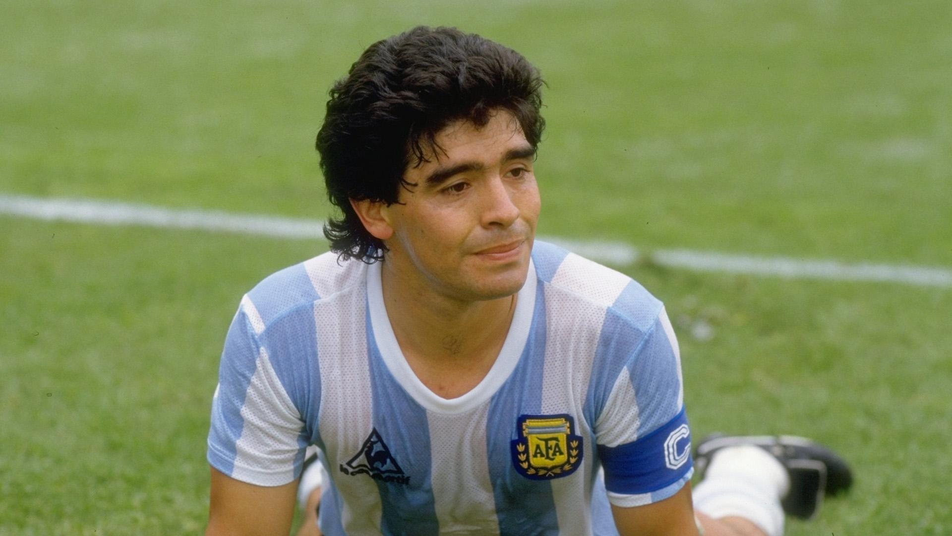 Diego Maradona - Goal.com