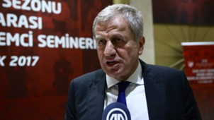 Servet Yardimci Turkey Football Federation