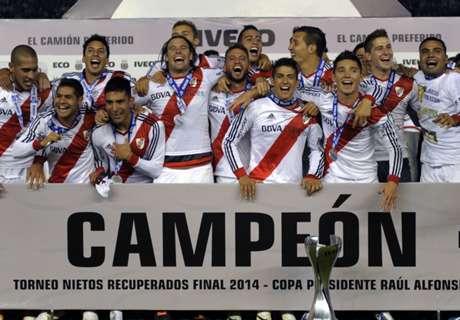 Los más ganadores de Argentina