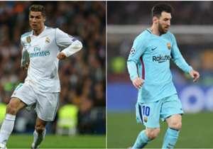 Zuletzt schien die Champions League der Wettbewerb von Cristiano Ronaldo zu sein. Goal zeigt die Top-Torjäger der letzten Jahre.
