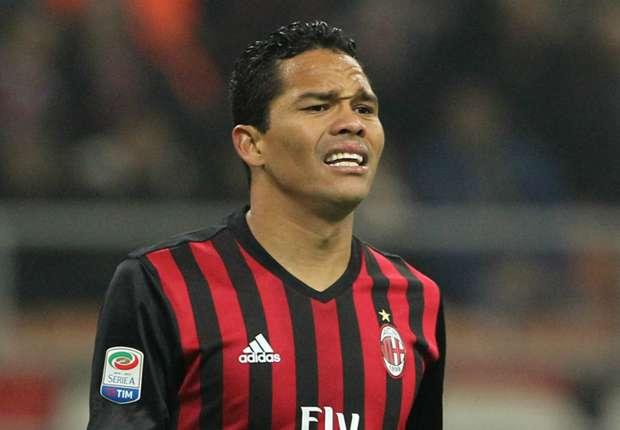 Carlos Bacca Tegaskan Dirinya Bahagia Di AC Milan
