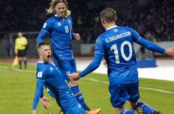 Iceland become smallest nation to qualify for World Cup