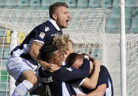 Lazio Terus Terbang Tinggi