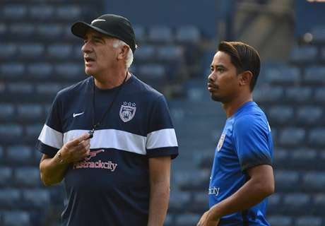 Gomez replaces OKS as Malaysia's head coach