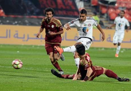Al Jazira take their revenge from Al Wahda