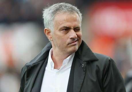 Lawan Burton, Mourinho Istirahatkan Empat Pemain Inti