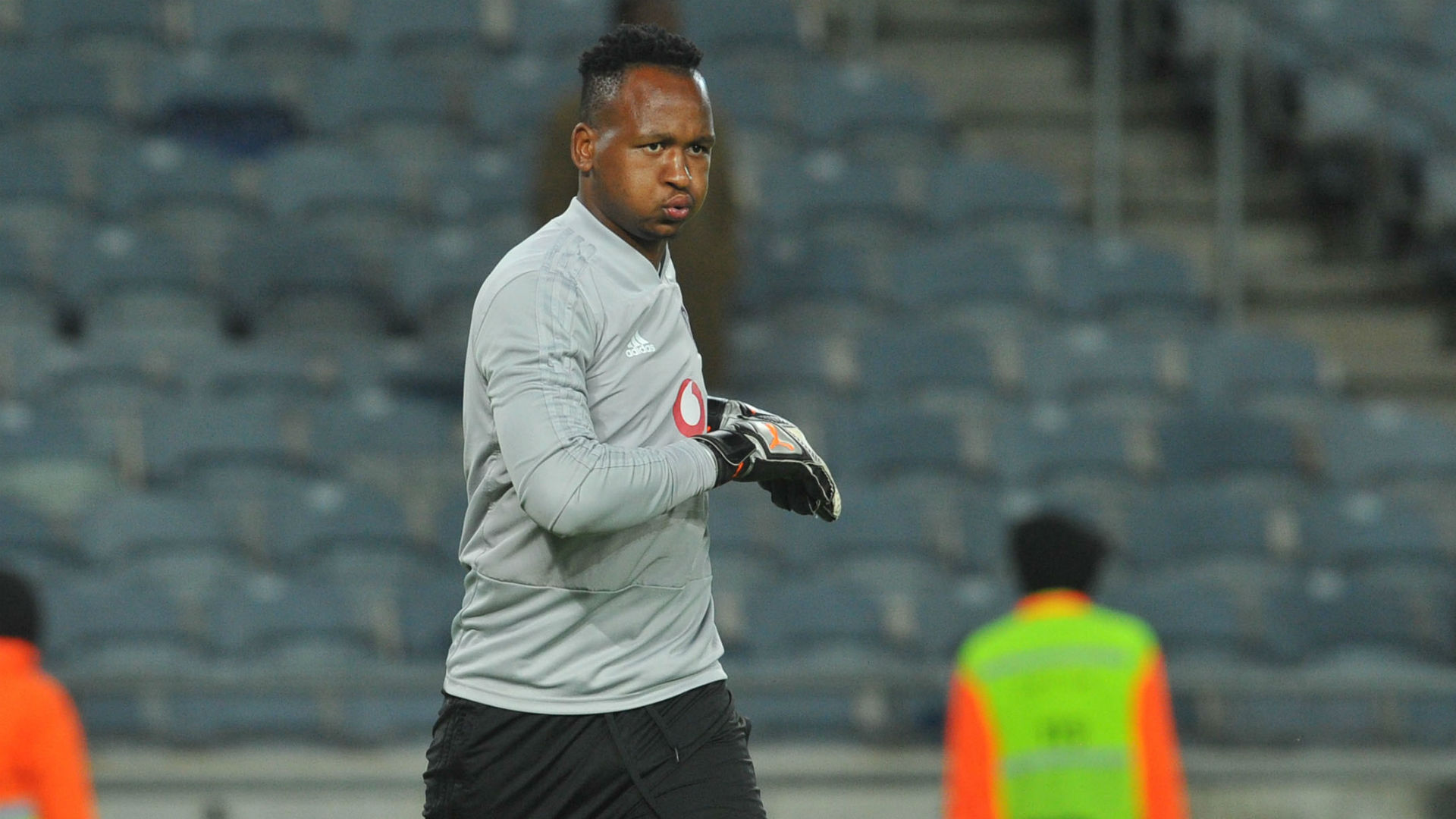 Orlando Pirates goalkeeper Khuzwayo removed from CBL Cup starting XI to face Kaizer Chiefs