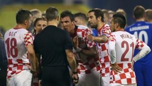 Mario Mandzukic Croatia 12112016