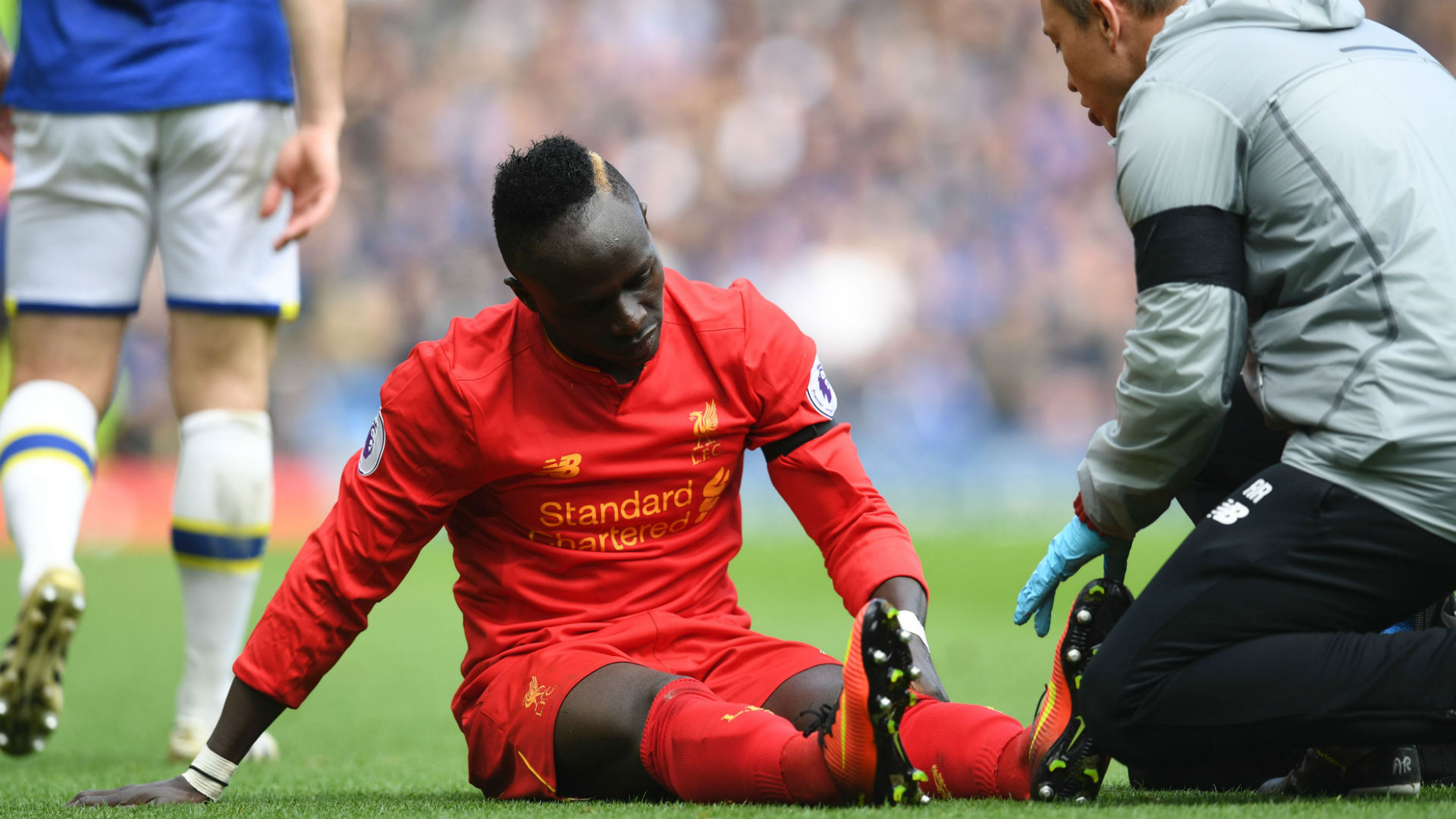 Liverpool's Klopp waits on Mane ahead of Brighton and Hove Albion clash