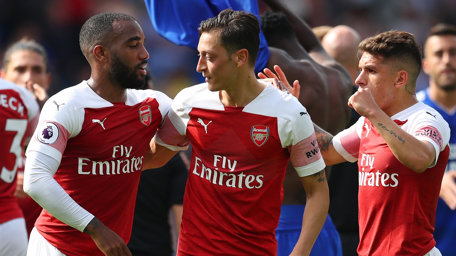 Cardiff City vs Arsenal, Premier League 2018-19