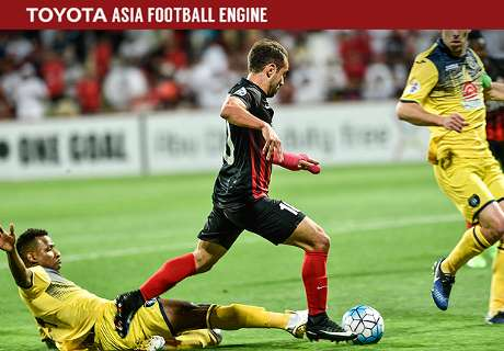 ACL 2017: Goal's Player of the Week