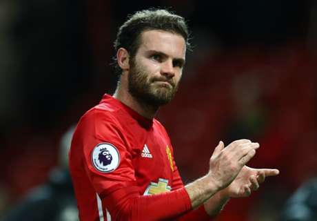 Mata: Never any issue with Mourinho