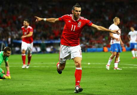 Wales win one of my great nights - Bale