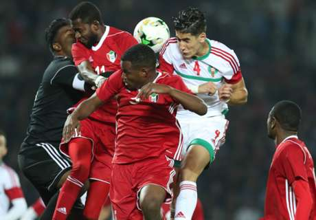 Sudan force Morocco to a frustrating draw