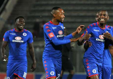 EXCL: Caf lessons Nhlapo learned at TP Mazembe