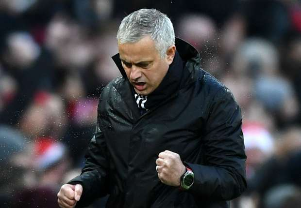 Mourinho loving management 'more than ever' despite difficult time at Man Utd