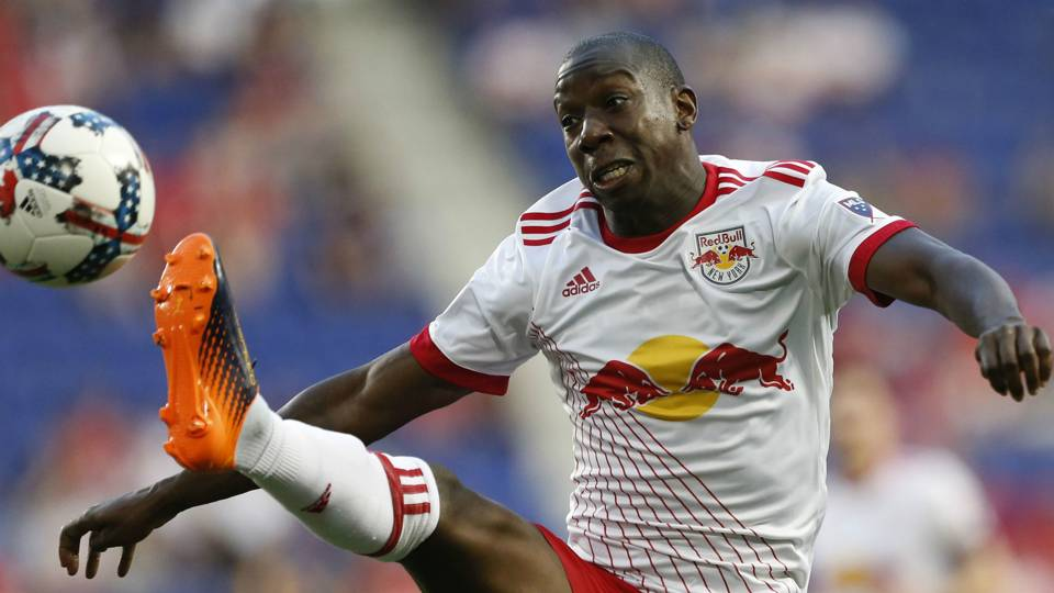 Bradley Wright-Phillips New York Red Bulls