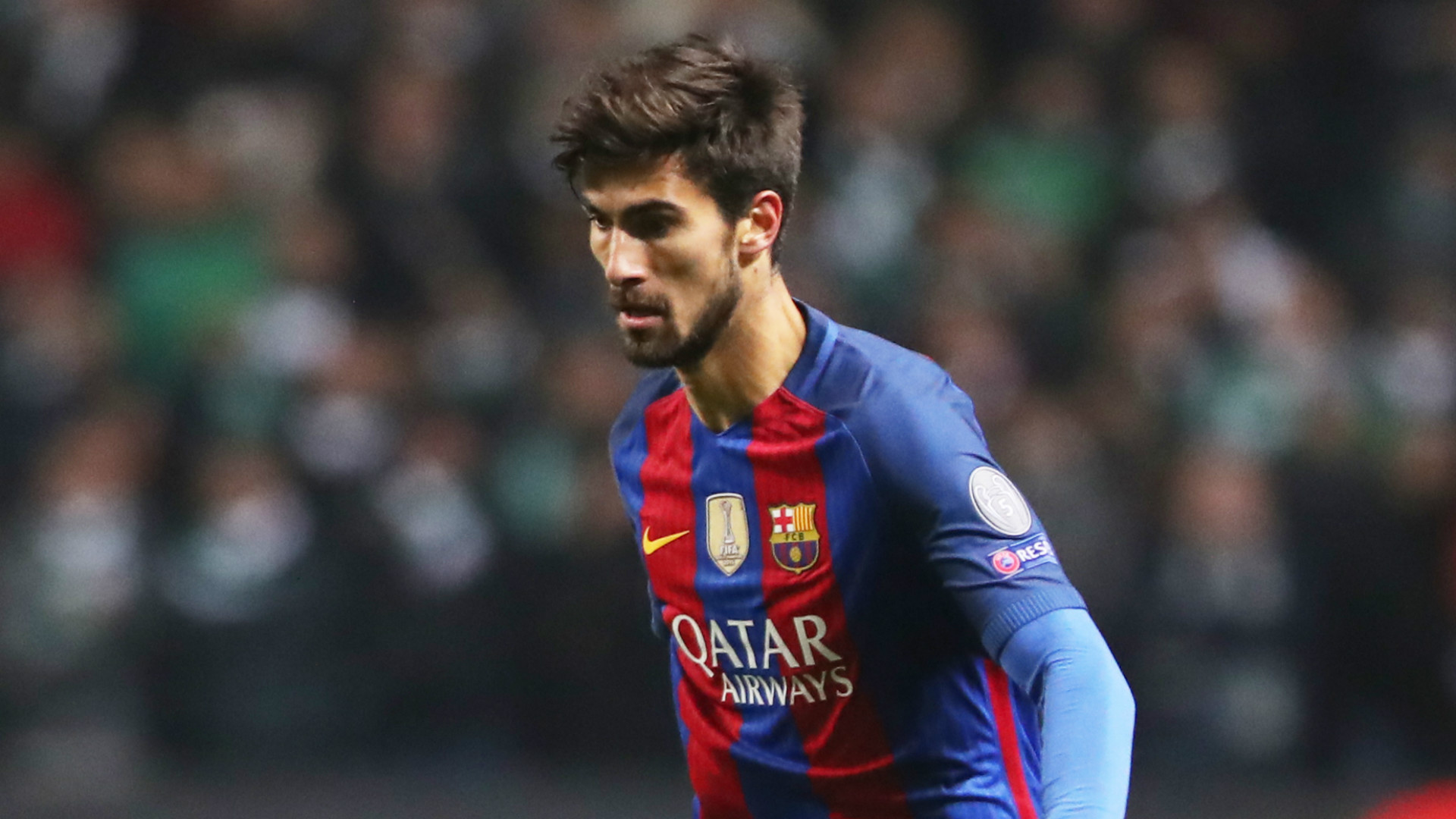 Andre Gomes Barcelona