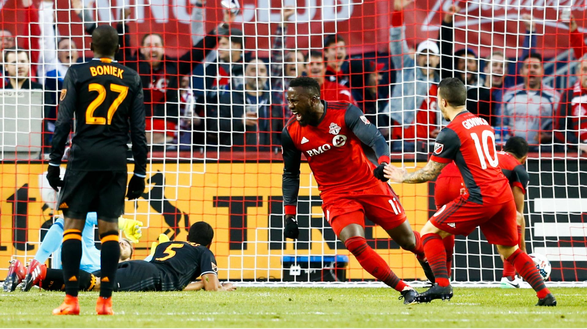 Jozy Altidore Sebastian Giovinco Toronto FC Houston Dynamo