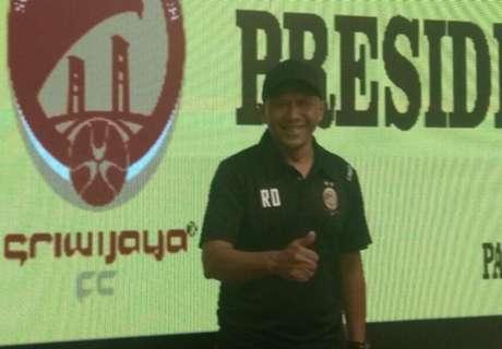 RD Butuh 15 Menit Untuk Sepakat Dengan Sriwijaya FC