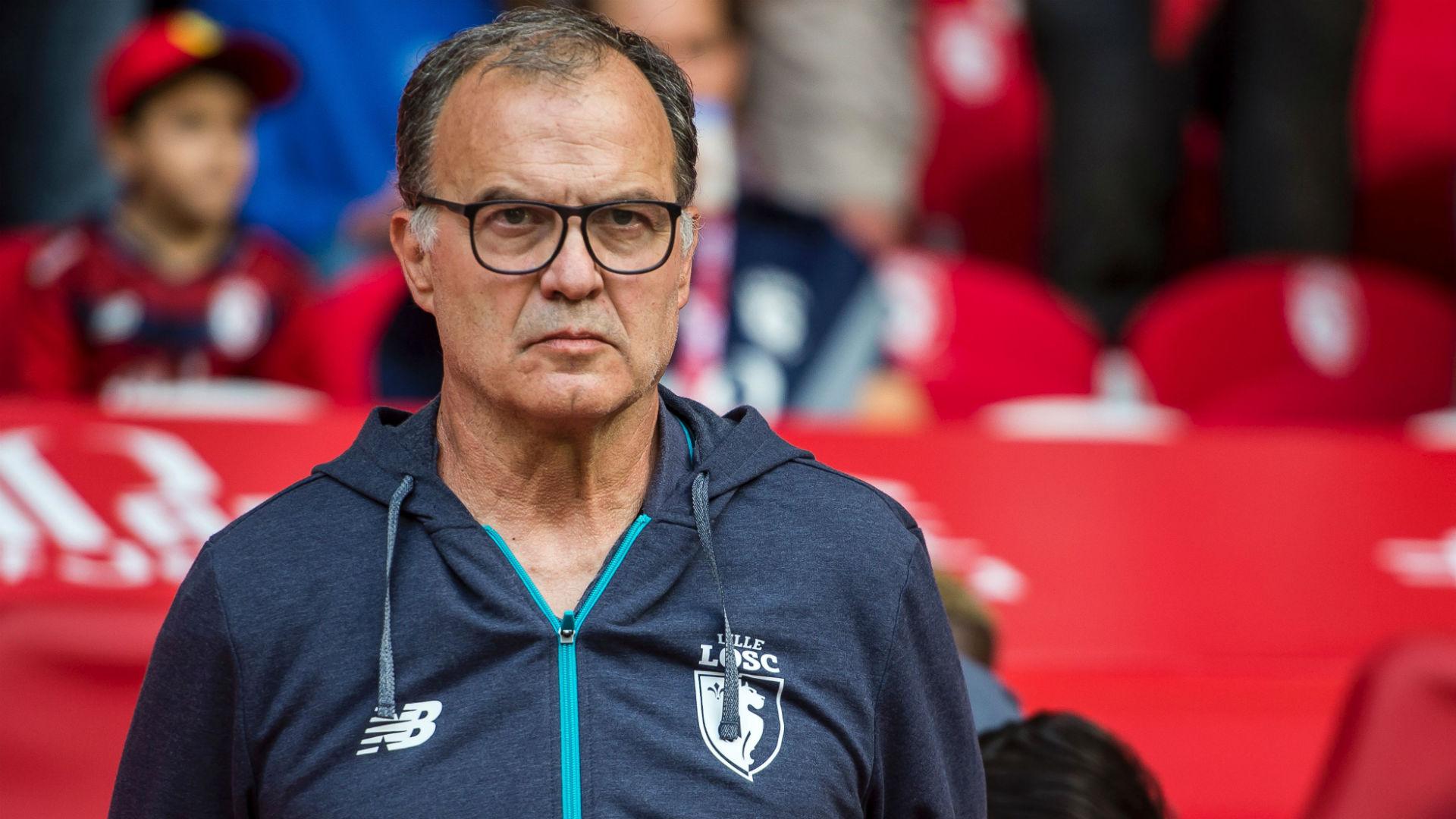 Marcelo Bielsa Lille Nantes Ligue 1 06082017