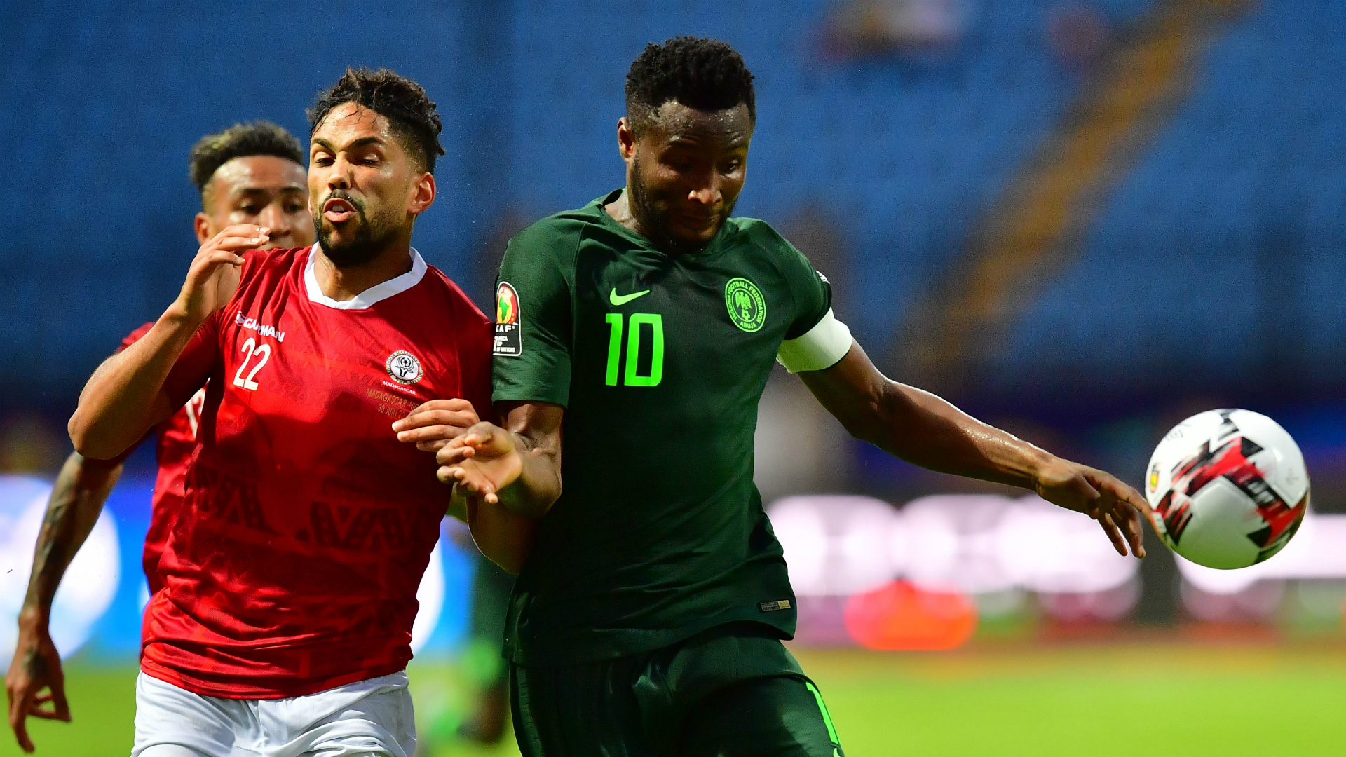 Nigeria captain John Obi Mikel retires from international football
