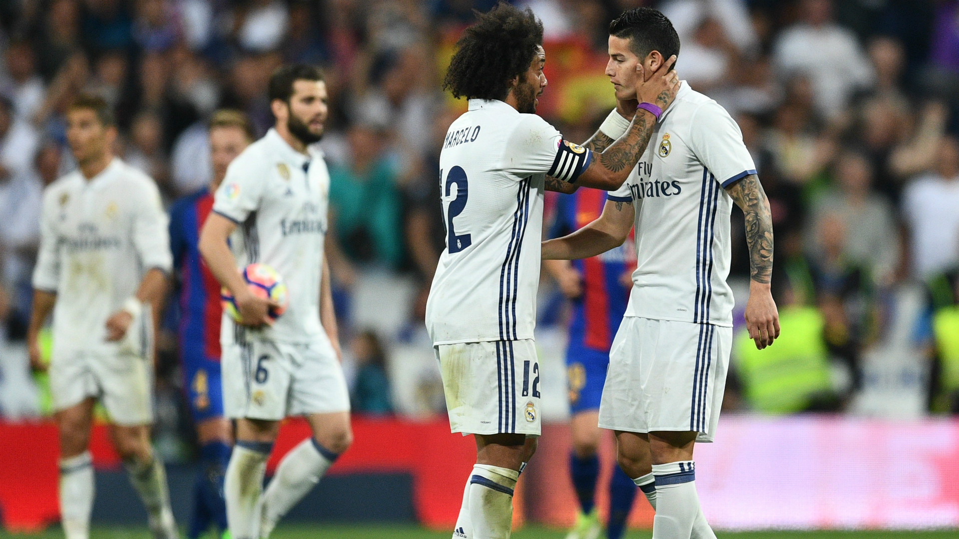 Semana de récord para Messi y Ronaldo - Noticias