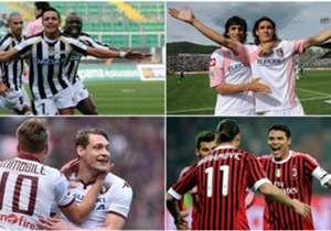 Considerando soltanto i giocatori ancora in attività, abbiamo provato ad immaginare come sarebbero oggi alcune squadre di Serie A se non avessero ceduto i propri gioielli.<br /><br /><strong>a cura di Marco Trombetta</strong>