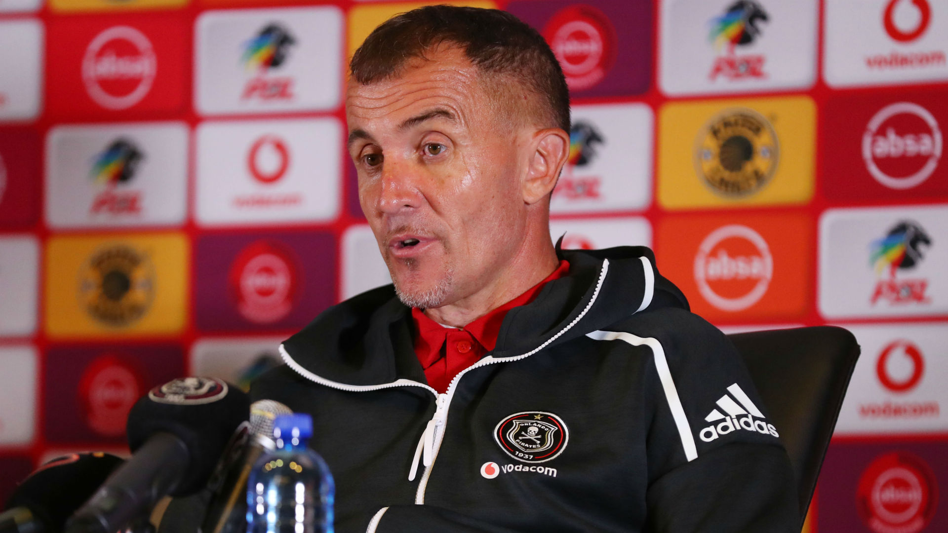 Milutin Sredojevic: We smell that success is around the corner for Orlando Pirates