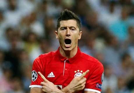 Chelsea chase prized Lewandowski