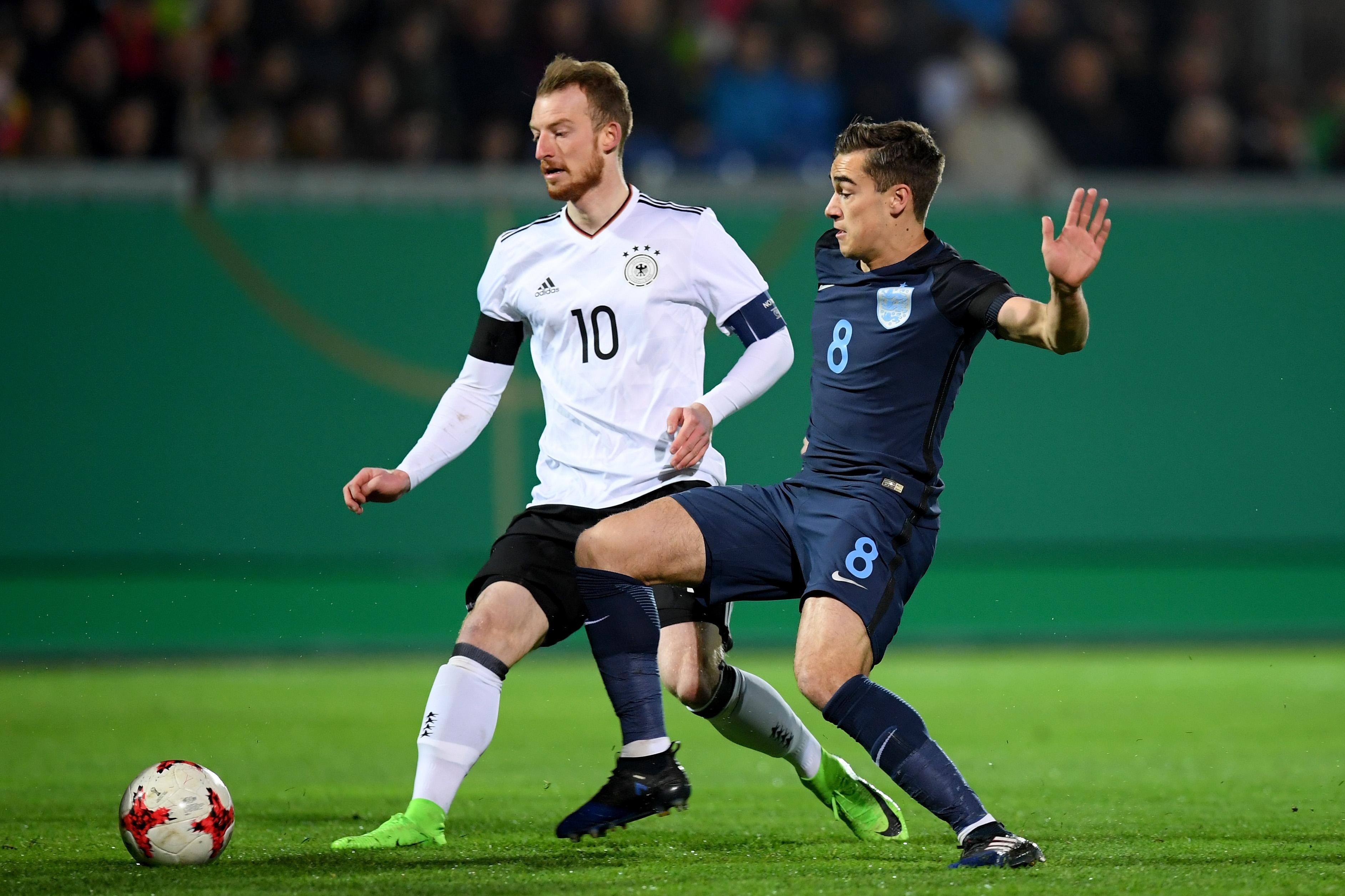 Harry Winks - England Under-21