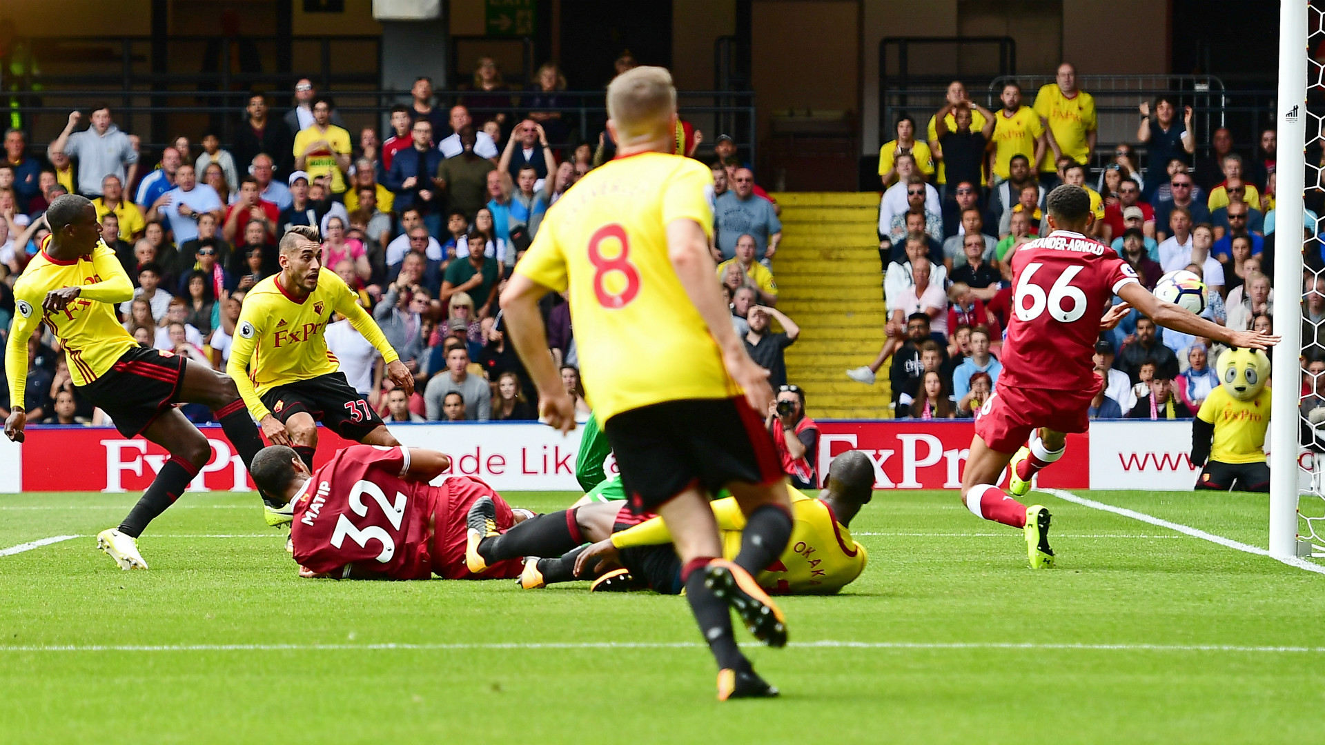 HD Watford Liverpool