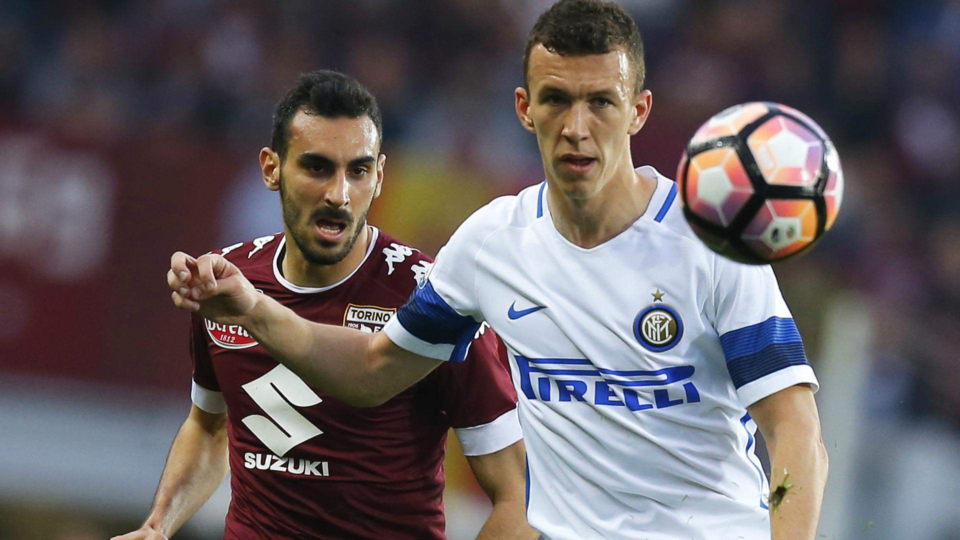 Zappacosta Perisic Torino Inter Serie A