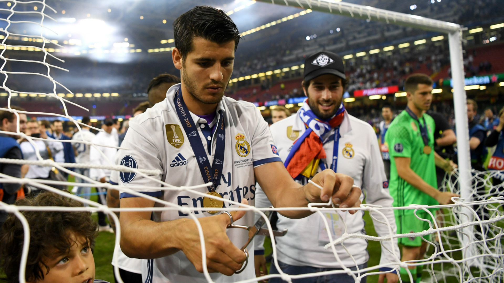 Mourinho Convinces Morata to Join Manchester United