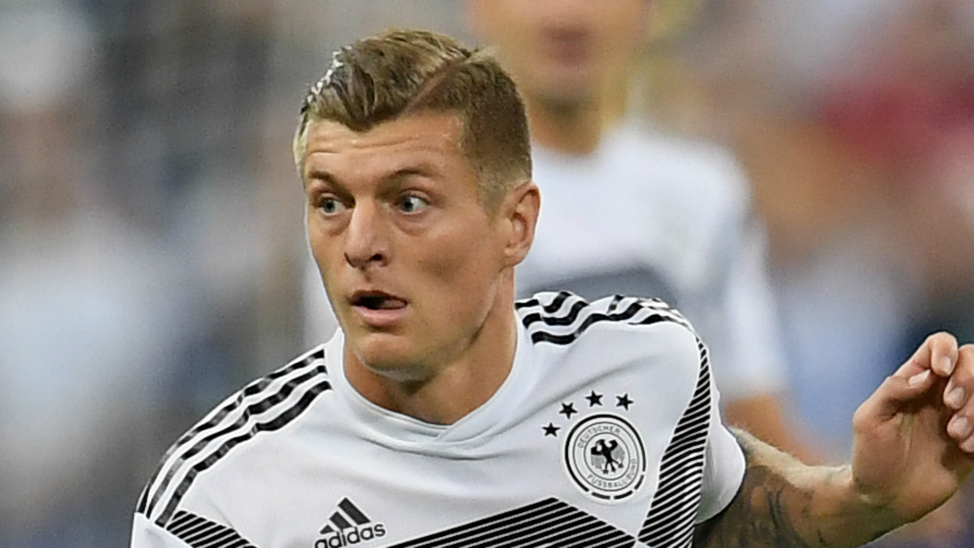 'We're well on our way' - Kroos wants young Germany side to show signs of progress against Netherlands