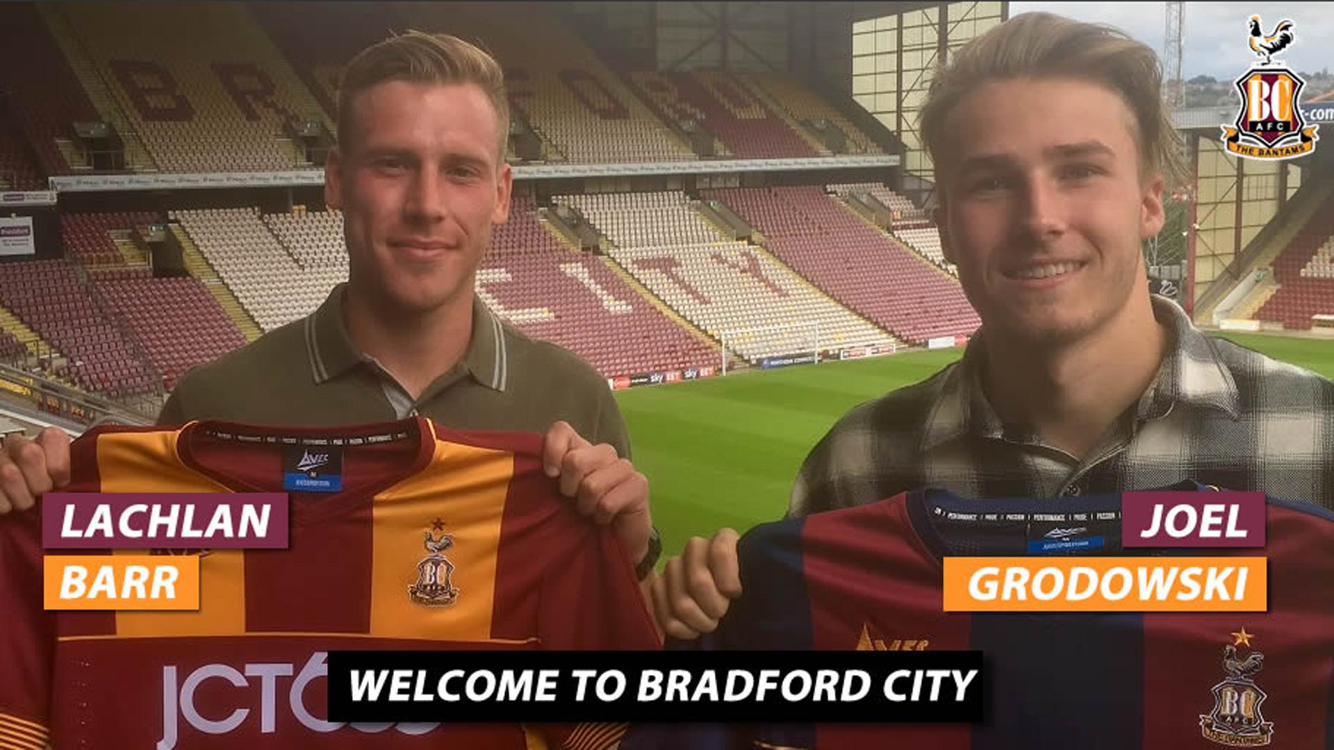 Joel Grodowski wechselt von der Kreisliga in die dritte Liga Englands