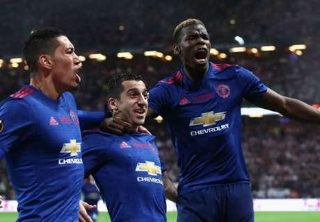 La gloria es de Manchester