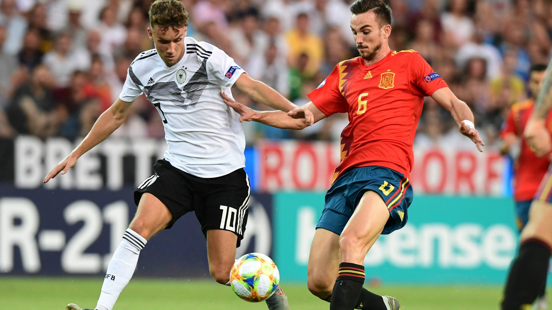 Espagne U21- Allemagne U21 2-1, la Rojita sur le sommet de l'Europe