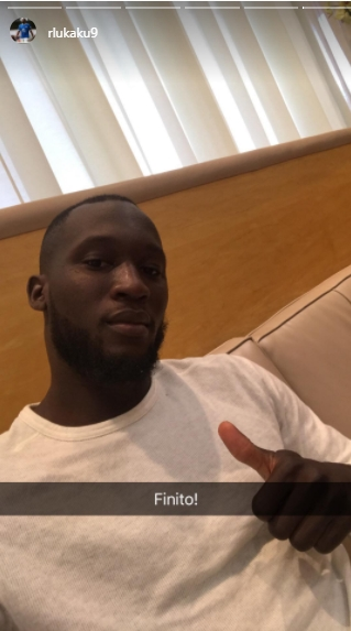 Lukaku medical 5