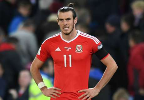 Gales no convoca a Bale