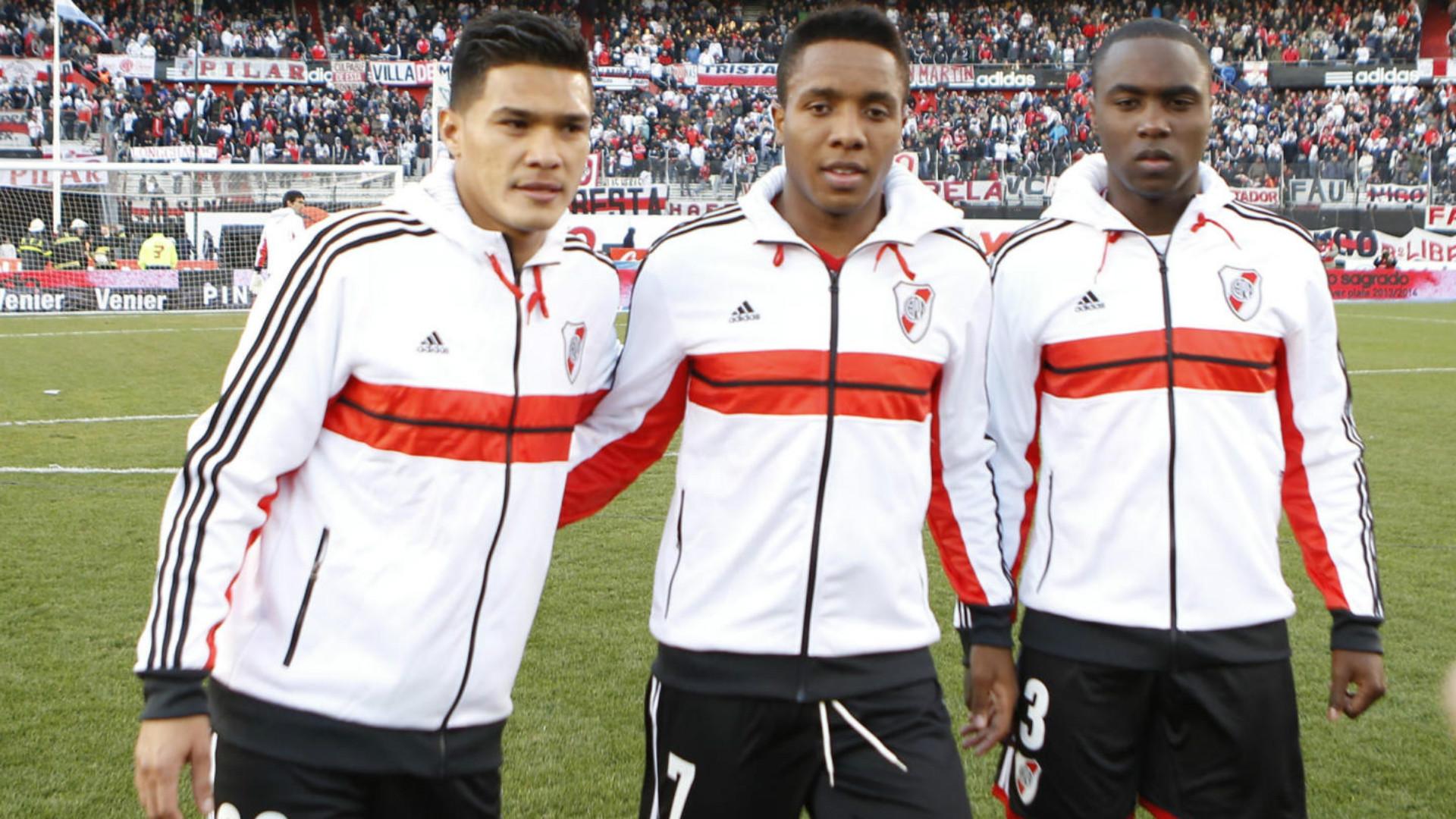 Santos Borré es oficialmente jugador de River