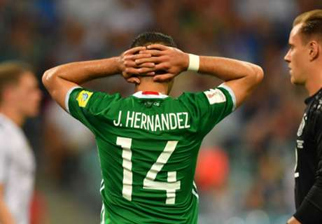 Chicharito out to prove himself in PL