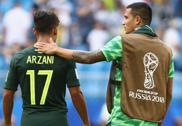 90e26c9de 2018 World Cup  How Socceroos super sub Daniel Arzani is soaring in ...