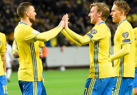 REVIEW PPD: Swedia & Bosnia Pesta Gol
